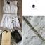 DR-LR-128 Dolce & Gabanna White Lace Playsuit thumbnail 14