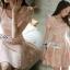 DR-LR-082 Lady Rosy Beautiful Sweet Elegant Dress thumbnail 6