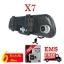 กล้องติดรถยนต์ รุ่น X7 บันทึกหน้าหลัง มีฟังค์ชัน HDR คมชัดด้วยชิปเซ็ต Novatek 96650 กลางคืนชัดมาก สามารถใช้งานเป็นกล้องถอยหลังได้ thumbnail 1