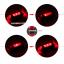ไฟหลัง LED 5 ดวง ชาร์ตไฟผ่าน USB thumbnail 5