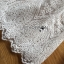 Lady Ashley Sweet Classic Lace Peplum Top in White L261-6909 thumbnail 12