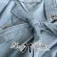 DR-LR-269 Lady Samantha Mickey Mouse Print Ribbon Denim Shirt Dress thumbnail 9