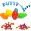 K049 สไลม์ PUTTY เซท สูตร C SEIYASHOP ครบ 6 สี พร้อมตาดุ๊กดิ๊ก และกากเพชร thumbnail 1