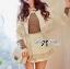 DS-PP-049 Lady Gisele Chic Brocade Jacket and Shorts Set thumbnail 2