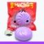 I132 Mini Manju bun สกุชชี่ ซาลาเปา มันจู กลิ่นองุ่น ขนาด 5cm. thumbnail 1