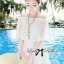 DS-PP-037 Lady Yibsie Pure Sweet White Lace Set thumbnail 6