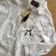 Lady Blaire Floral Embroidered Lace Shirt in White L274-7509 thumbnail 13