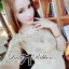 DR-LR-220 lady Elisa Classy Glam Embellished Insert Lace Dress in Nude thumbnail 9