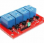 4 Channel 5V Relay Module Relay thumbnail 1