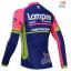เสื้อปั่นจักรยาน แขนยาว Lampre Merida พร้อมส่ง thumbnail 2