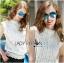 Lady Anna Classic Vintage High-Neck Lace Blouse L266-6914 thumbnail 4