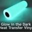 แผ่นเฟล็ก Flex เรืองแสง ราคา ถูก โพลีเฟล็กเรืองแสง Polyflex glowin dark thumbnail 3