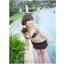 SM-V1-047 ชุดว่ายน้ำแฟชั่น คนอ้วน เด็ก ดารา thumbnail 7