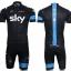 ชุดปั่นจักรยาน SKY สีดำ ขนาด M พร้อมส่งทันที รวม EMS thumbnail 5