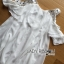 Lady Temperley London Giovanna Embellished White Tunic Dress L210-79B05 thumbnail 7