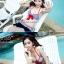 SM-V1-035 ชุดว่ายน้ำแฟชั่น คนอ้วน เด็ก ดารา thumbnail 2