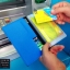 French Blue(น้ำเงิน) - Bookbank Holder thumbnail 6