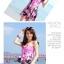 SM-V1-201 ชุดว่ายน้ำแฟชั่น คนอ้วน เด็ก ดารา thumbnail 3