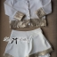 Lady Gisele Chic Brocade Jacket and Shorts Set thumbnail 4