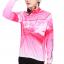 ชุดปั่นจักรยานผู้หญิง สีชมพู ขนาด L thumbnail 2