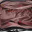 กระเป๋าเป้สะพายหลังแบบเรียบหรู เป็นหนังเรียบสีดำ thumbnail 7