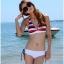 SM-V1-027 ชุดว่ายน้ำแฟชั่น คนอ้วน เด็ก ดารา thumbnail 1