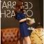 Dress denim lace shirt short race by Aris Code A222-75C02 thumbnail 6