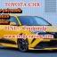 ชุดแต่งรอบคัน Toyota CHR ซีเอสอาร์ MDPV thumbnail 3