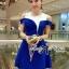 DR-LR-149 Lady Isabella Glamourous Chic Bold Dress thumbnail 2
