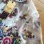 Sretsis Labyrinth Floral Embroidered Organza Blouse L263-7918 thumbnail 14