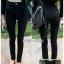 กางเกงยีนส์ ทรงสวย ใส่เข้ารูปได้ดีสวมใส่สบายและฮิตตลอดกาล thumbnail 3
