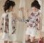 Lady Emily Floral Printout set L269-6902 thumbnail 4