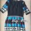 Lady Anne Minimal Chic Graphic Mini Dress L133-69C02 thumbnail 7