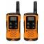 Motorola วิทยุรับส่ง วอคกี้ทอคกี้ รุ่น TLKR T41 (คู่ละ) thumbnail 1