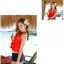SM-V1-138 ชุดว่ายน้ำแฟชั่น คนอ้วน เด็ก ดารา thumbnail 6