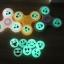 HF308 Fidget spinner -Hand spinner - GYRO (ไจโร) Basic emoji เรืองแสง thumbnail 2