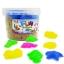 PS090 ทรายนิ่ม Soft Sand Play Sand ทรายสีทราย หนัก 300 กรัม thumbnail 1