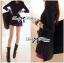 DR-LR-230 Lady Pauline Minimal Glam Mini Dress thumbnail 3
