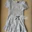 DR-LR-114 Lady Corey Sweet Mixed Print Ruffle Dress thumbnail 15