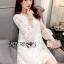 Lady Feona Classic Feminine Lace and Chiffon Dress L246-75C05 thumbnail 9