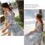 Lady Allo Hawaii Mini dress, Partysu Korea L135-59A09 thumbnail 2