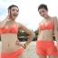 SM-V1-061 ชุดว่ายน้ำแฟชั่น คนอ้วน เด็ก ดารา thumbnail 1
