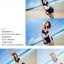 SM-V1-040 ชุดว่ายน้ำแฟชั่น คนอ้วน เด็ก ดารา thumbnail 5