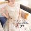 DR-LR-045 Lady Marilyn Stardust Sweet Feminine Dress thumbnail 6