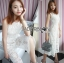 Lady Katy Smart Casual White Guipure Lace Jumpsuit L272-8917 thumbnail 5