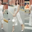 Lady Katy Smart Casual White Guipure Lace Jumpsuit L272-8917 thumbnail 15