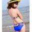 SM-V1-215 ชุดว่ายน้ำแฟชั่น คนอ้วน เด็ก ดารา thumbnail 5