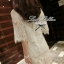 DR-TW1-027 Lady May Classic Elegant Lace Dress thumbnail 11