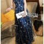 Lady Leslie Super Stars Sequin Embroidered Tulle Maxi Dress L245-89C01 thumbnail 9