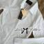 DR-LR-207 Lady Eva Basic Minimal Chic Flared Shirt Dress in White thumbnail 15
